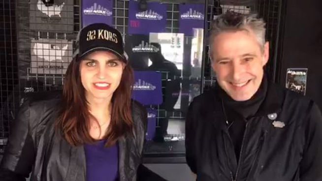 KQ Toured First Ave in Commemoration of Prince