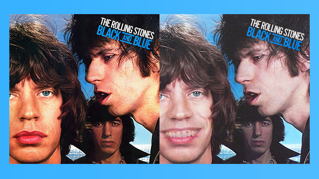 Iconic Album Covers Are Happier With FaceApp Treatment