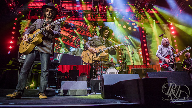 PHOTOS: Tom Petty & the Heartbreakers at Xcel (June 3, 2017)