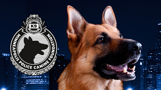 JUL 15 • KQ at 12th Annual Minneapolis Police K9 Foundation Charity Golf Event