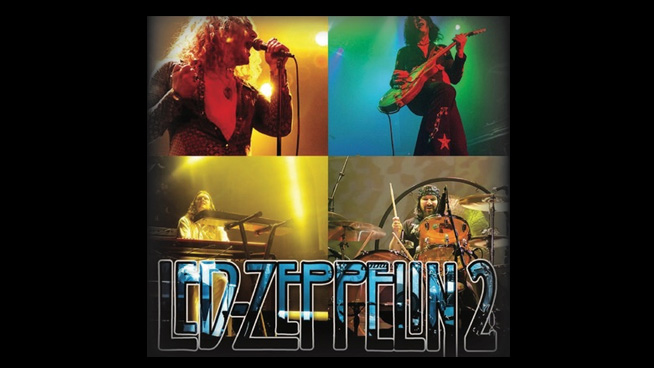 MAR 2 • LED ZEPPELIN 2: The Live Experience