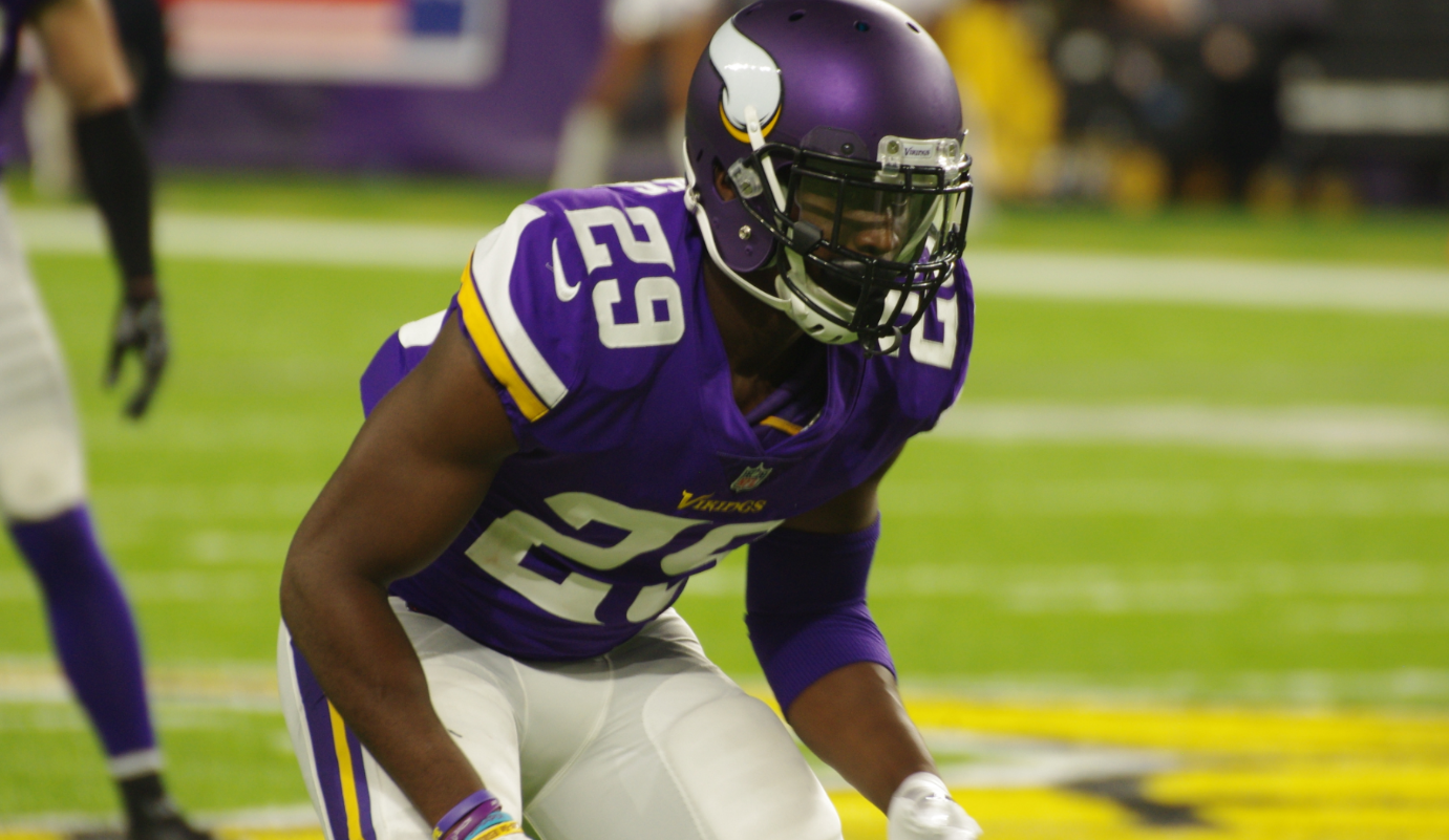 Antonio Brown Will Be e of Xavier Rhodes Toughest Tests