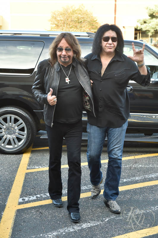Photos Gene Simmons Don Felder Rick Nielsen And Ace Frehley In