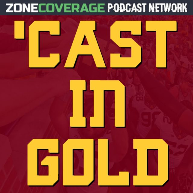 CAST IN GOLD: Gophers Hockey Splits in Their First Tournament