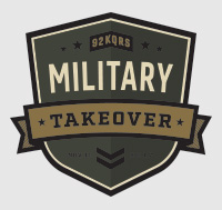 This Veterans Day we're turning over our radio station to the brave men and women who've served our country! November 11th will mark the 2nd Annual 92 KQRS Military Takeover where Vets take over KQ as honorary guest DJs! This is our little way of honoring and recognizing the courageous service all Military Veterans have made to our country.