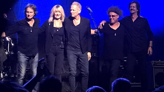 Up Close and Personal with Lindsey Buckingham and Christine McVie