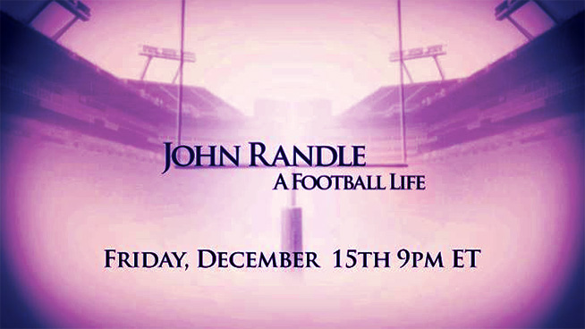 A Taste of What to Expect from A Football Life: John Randle
