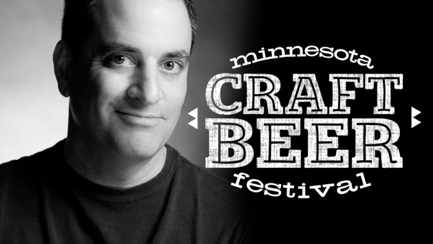 APR 13 • Ray at MN Craft Beer Festival