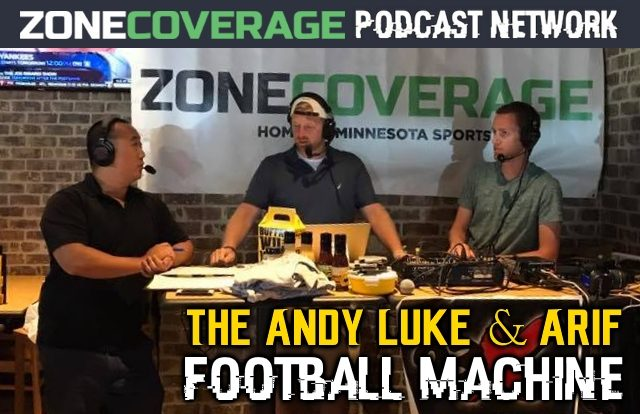 FOOTBALL MACHINE: Minneapolis Miracle Talk at Eagan BWW