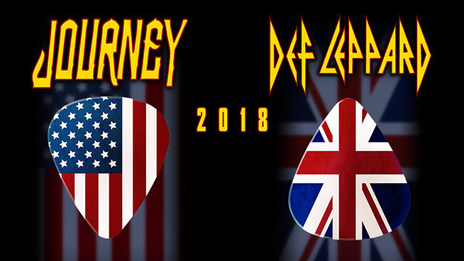 JUL 27 • Def Leppard & Journey with Cheap Trick