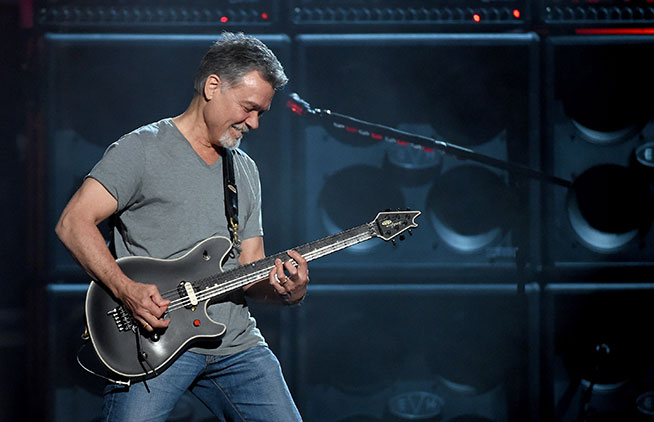 25 Things You Might Not Know About Eddie Van Halen