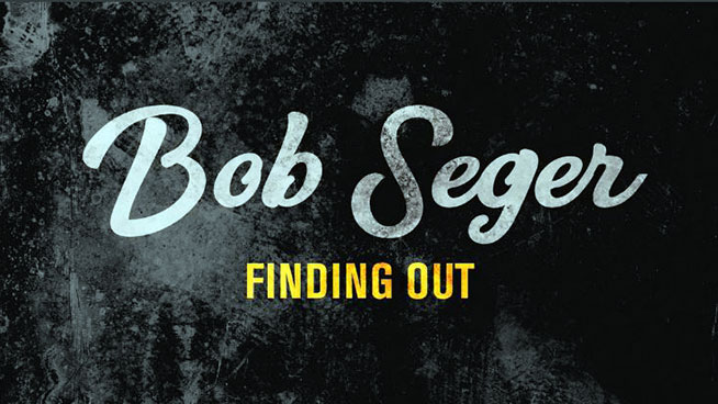 Seger Offers Up Free Download of Unreleased Song, Finding Out