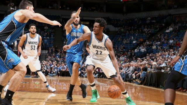 The Divergent Health of Andrew Wiggins and Jabari Parker