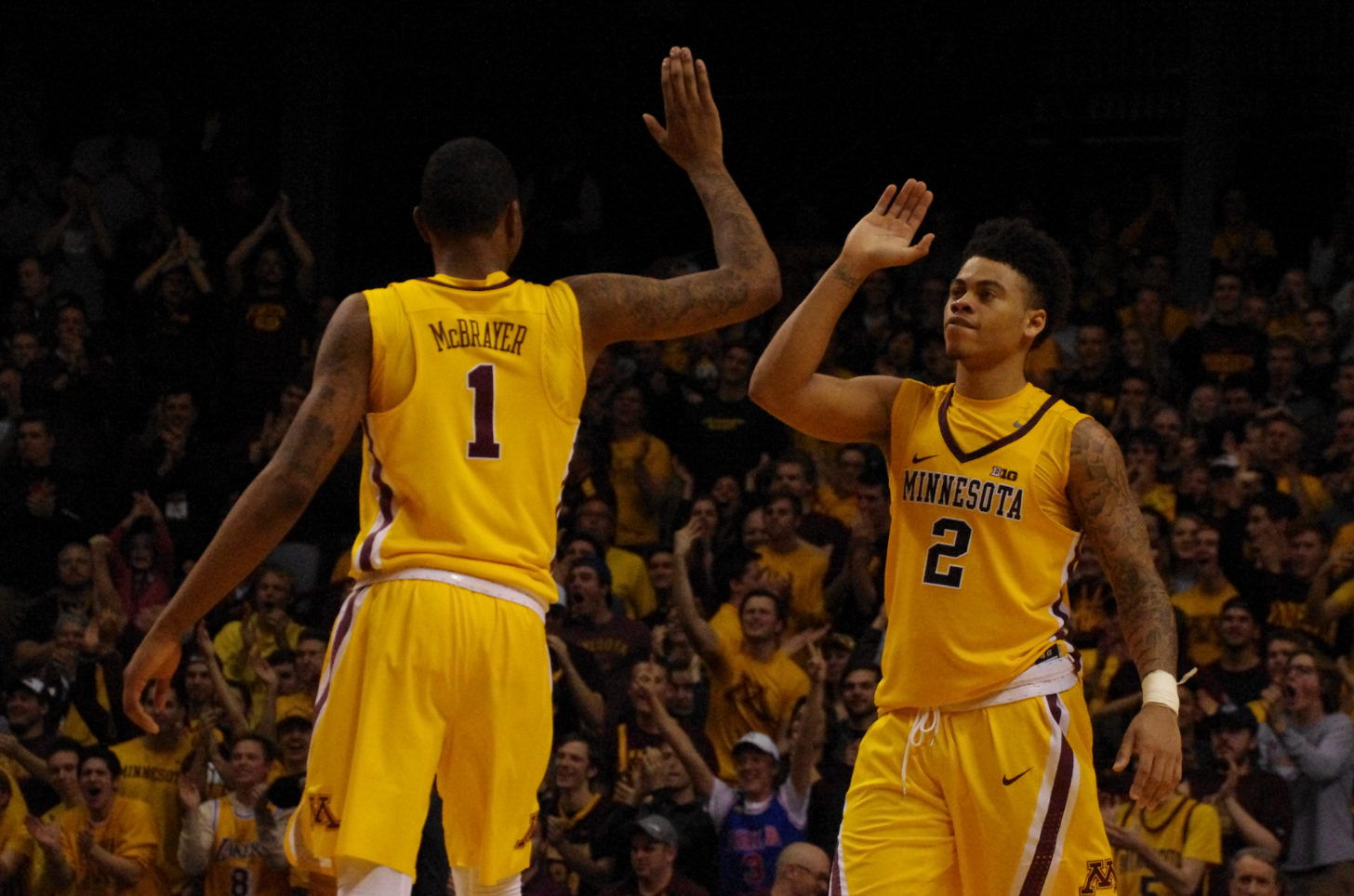 NOTEBOOK: Mason Looking to Leave Lasting Legacy in Minnesota