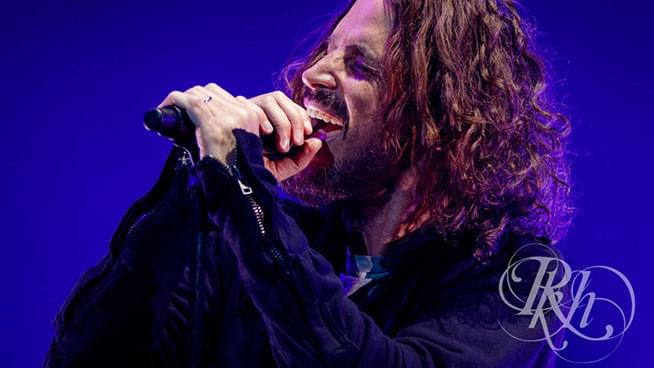 Brad Pitt-Produced Chris Cornell Documentary in the Works