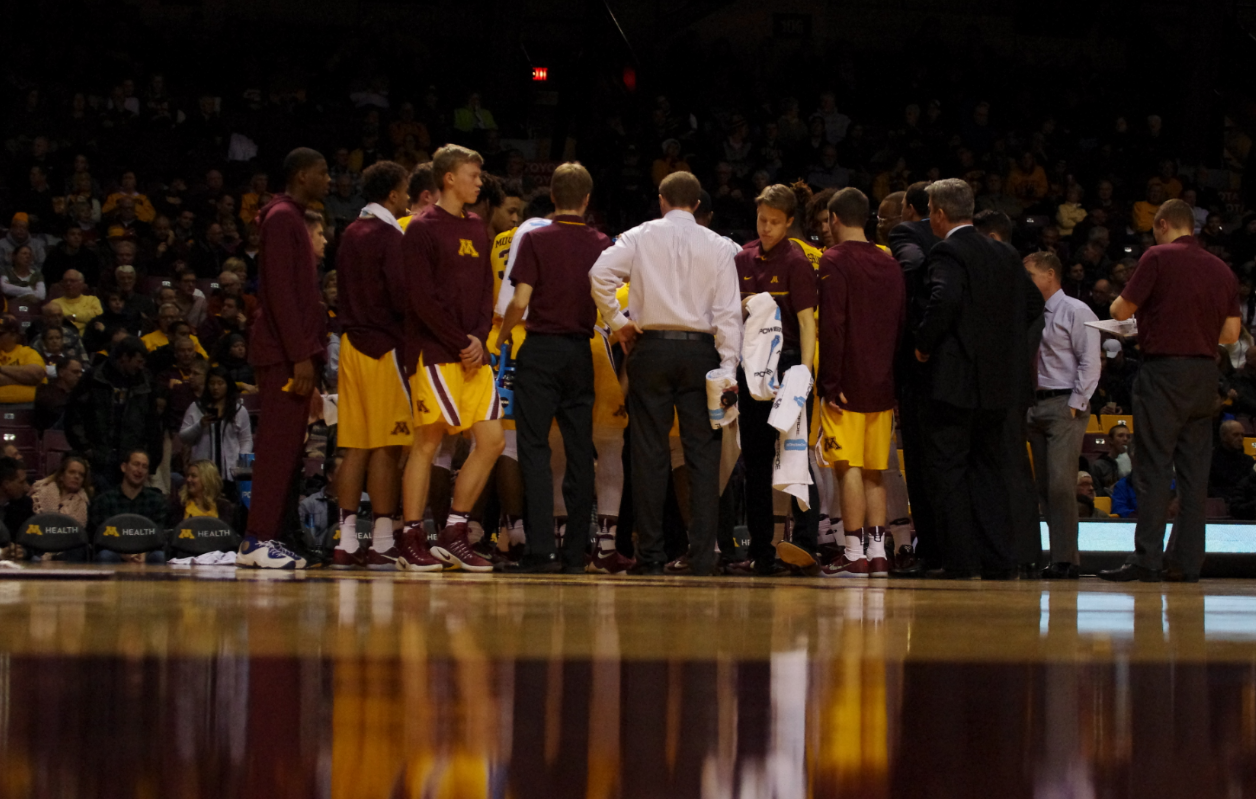 EKSTROM: Gophers Face a Long Offseason After Regular Season Freefall