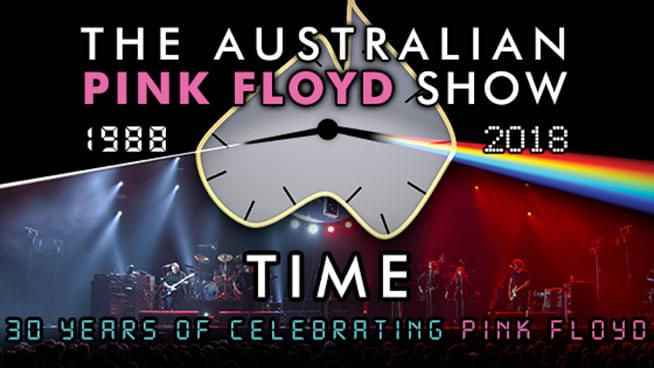 OCT 12 • The Australian Pink Floyd Show – Time 2018