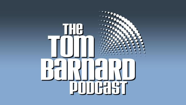 The Tom Barnard Show features local and national guests and is heavily focused on humor.
