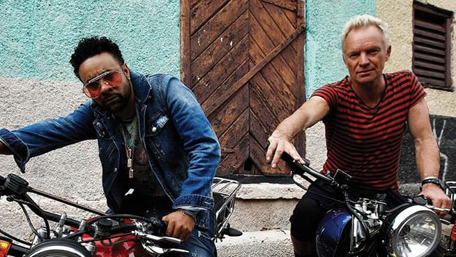 SEP 30 • Sting & Shaggy – The 44/876 Tour