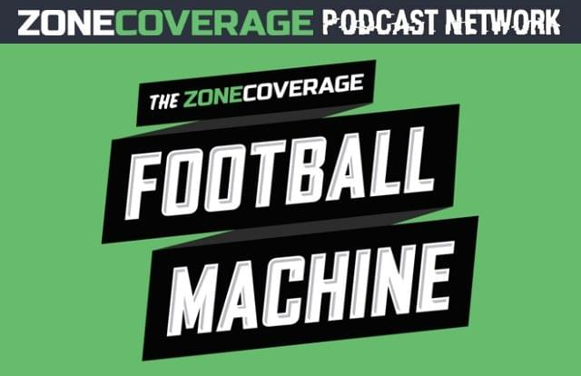 FOOTBALL MACHINE: The Summer Cookout Food Draft