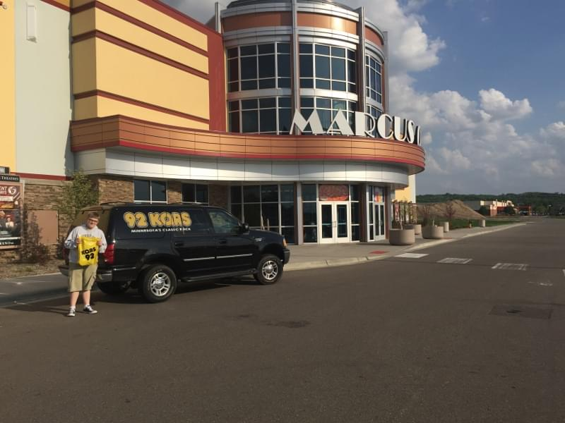 "KQRS' ""Deadpool 2"" Screening at Marcus Southbridge Crossing Cinema"