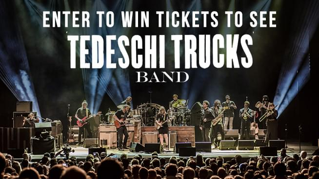 Win a Pair of Tickets to See Tedeschi Trucks Band!