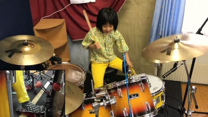 WATCH: 8-Year-Old Drummer Crushes Led Zeppelin Covers