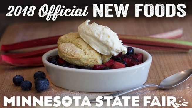 Introducing the New Foods for 2018 Minnesota State Fair!