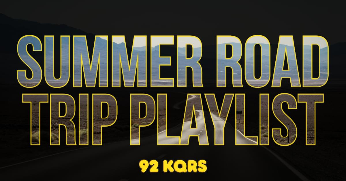 KQ Listener Summer Road Trip Playlist