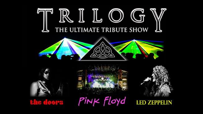 AUG 3 • Trilogy: The Ultimate Tribute Festival