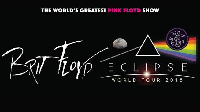 JUL 21 • Brit Floyd: Eclipse World Tour