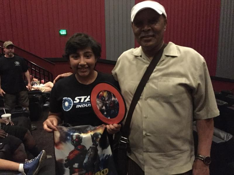 KQRS at Ant-Man and The Wasp Screening, Marcus Southbridge Crossing Cinema in Shakopee