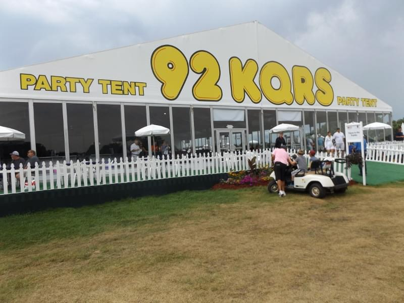 KQRS at The 3M Golf Championship 2018, TPC Blaine