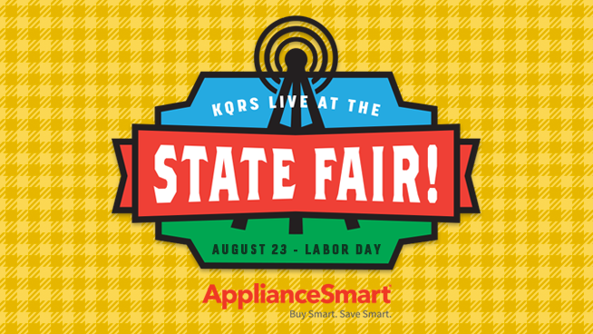 Join KQRS at the Minnesota State Fair!