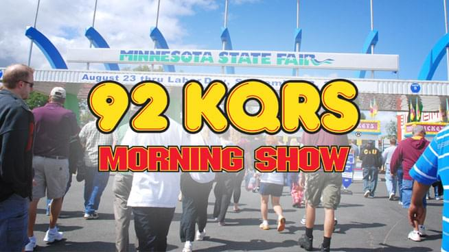 AUG 25 • KQ Morning Show at the Minnesota State Fair