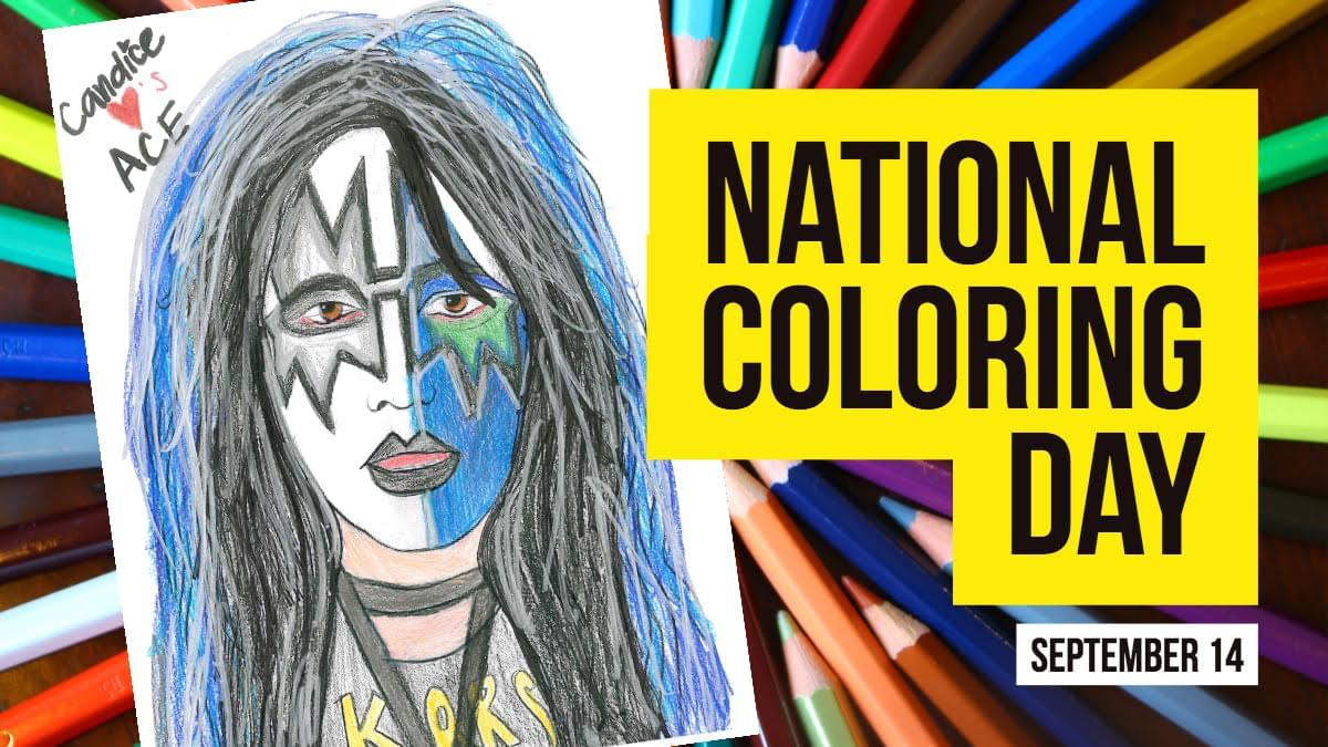 Color Your Favorite Rockstars