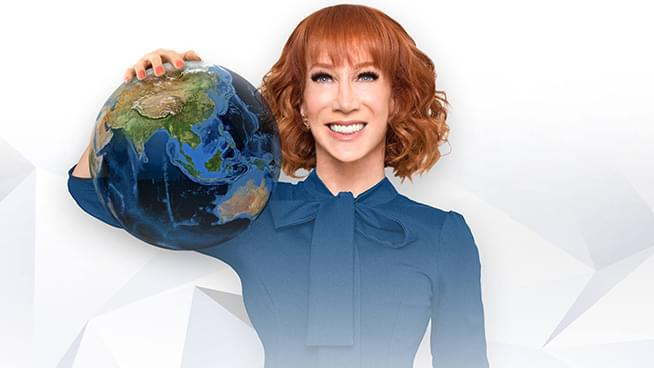 OCT 25 • Kathy Griffin: Laugh Your Head Off World Tour