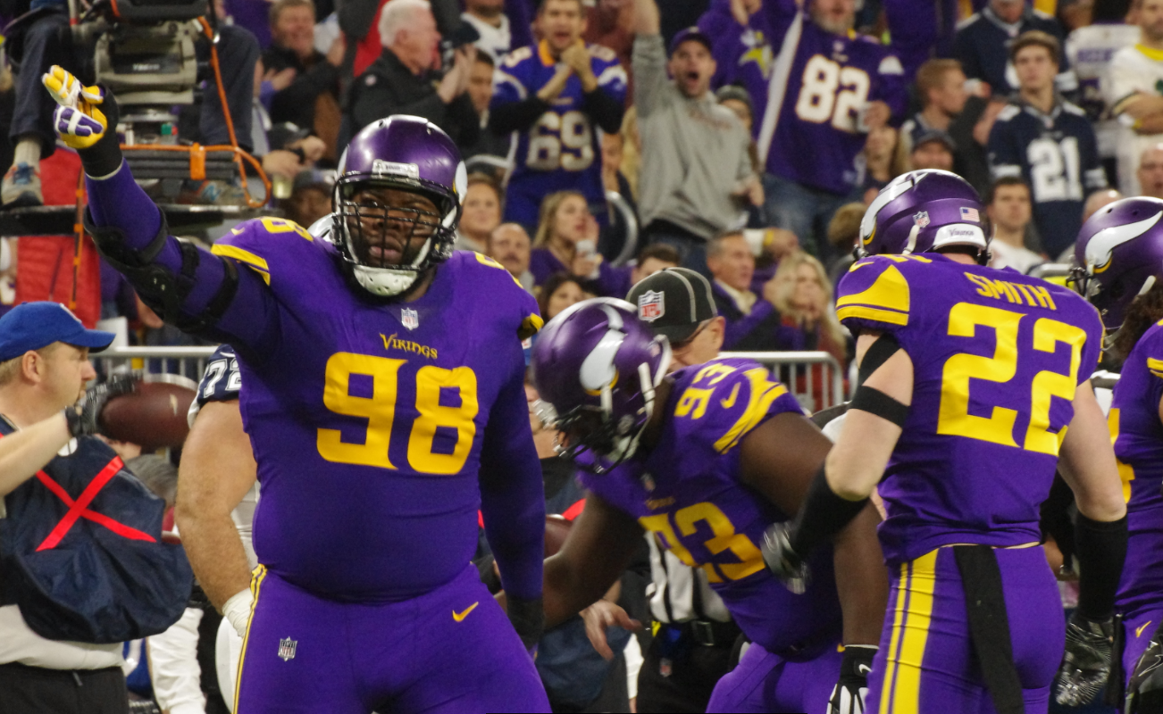 An Oral History of Linval Joseph's Touchdown Rumble