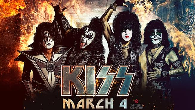 MAR 4 • KISS Pre-Party at City Works