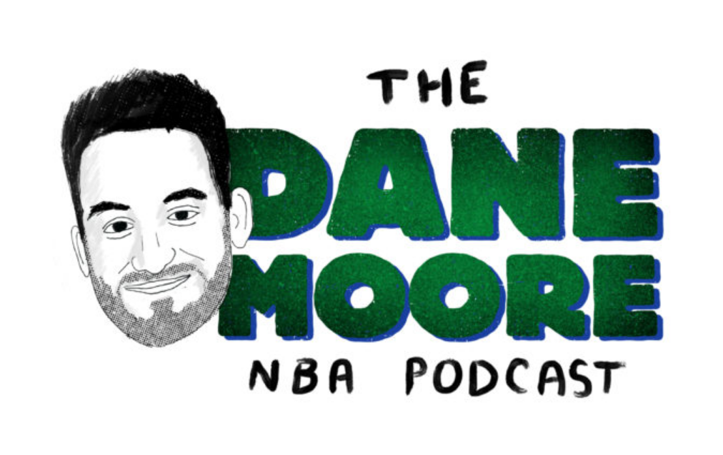 Dane Moore NBA Podcast: Britt Robson Joins