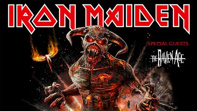 AUG 26 • Iron Maiden