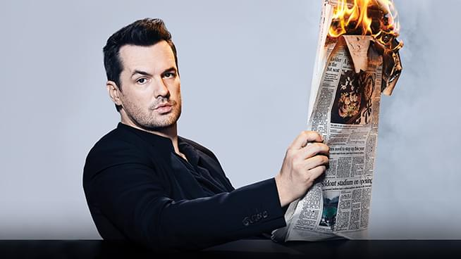 MAY 19 • Jim Jefferies