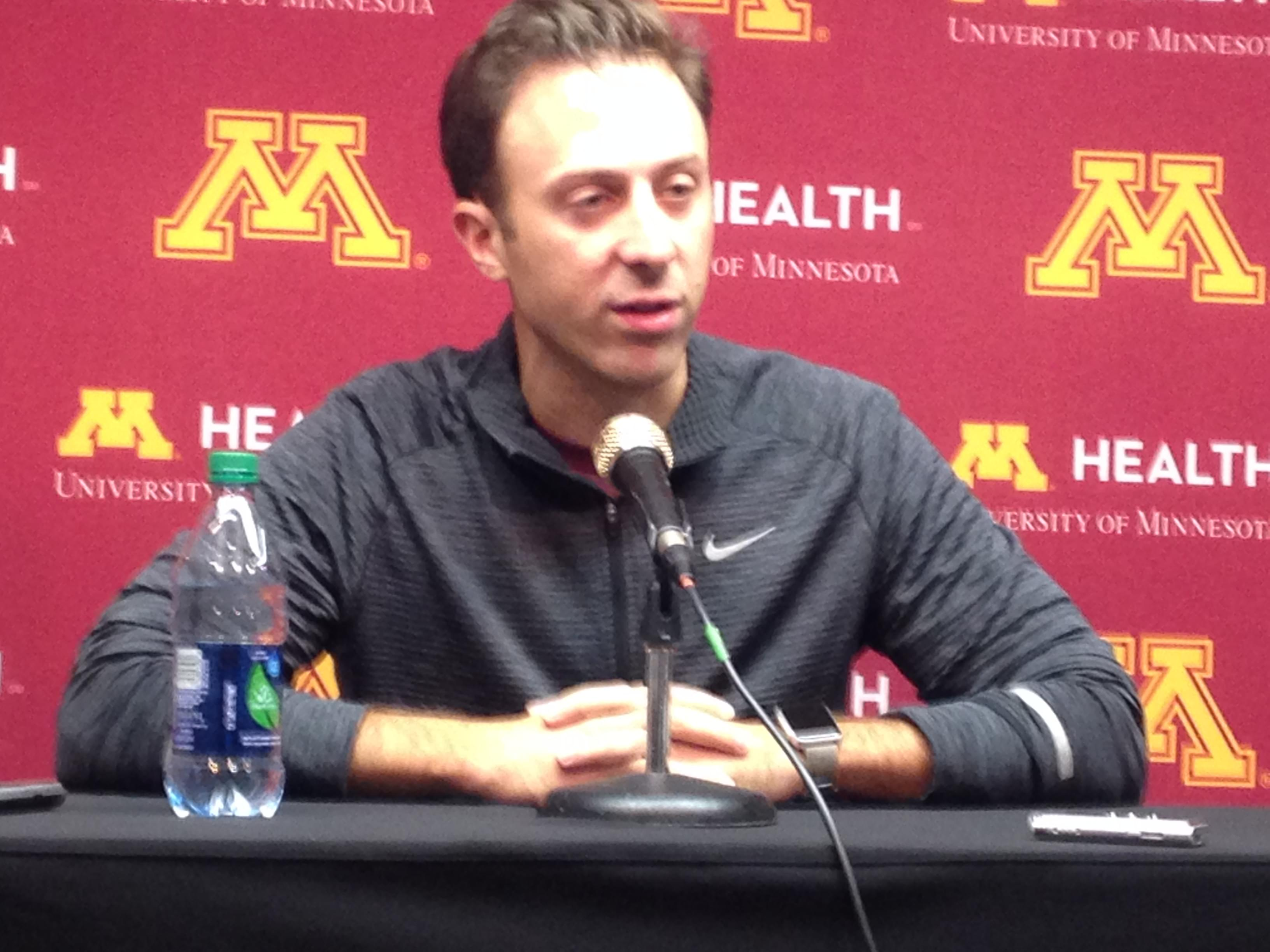 "VIDEO: Richard Pitino ""Disappointed"" in NCAA's Decision to Deny Marcus Carr's Eligibility Waiver"