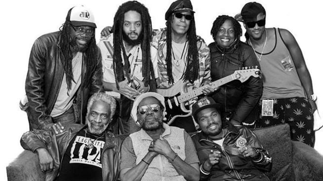 FEB 1 • The Wailers with Guest Prince Jabba