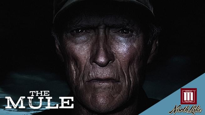 Win a Fourpack of Passes to See Clint Eastwood in The Mule!