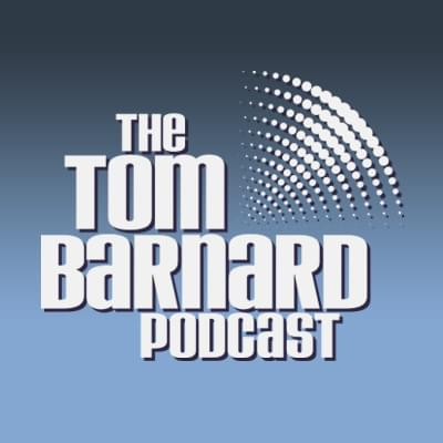 The Tom Barnard Podcast features local and national guests and is heavily focused on humor. Tom hosts the show along with his wife Kathryn, daughter Alex, and son Andy.  LISTEN