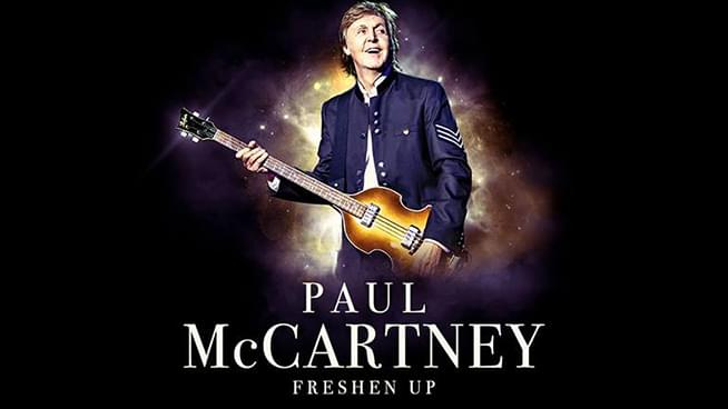 Paul McCartney Announces Lambeau Field Show