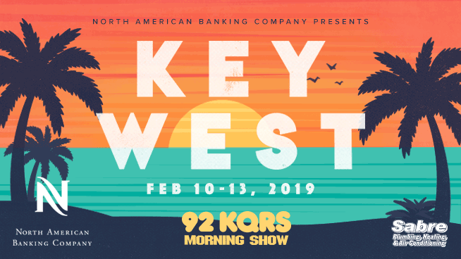 The KQ Morning Show Live in Key West