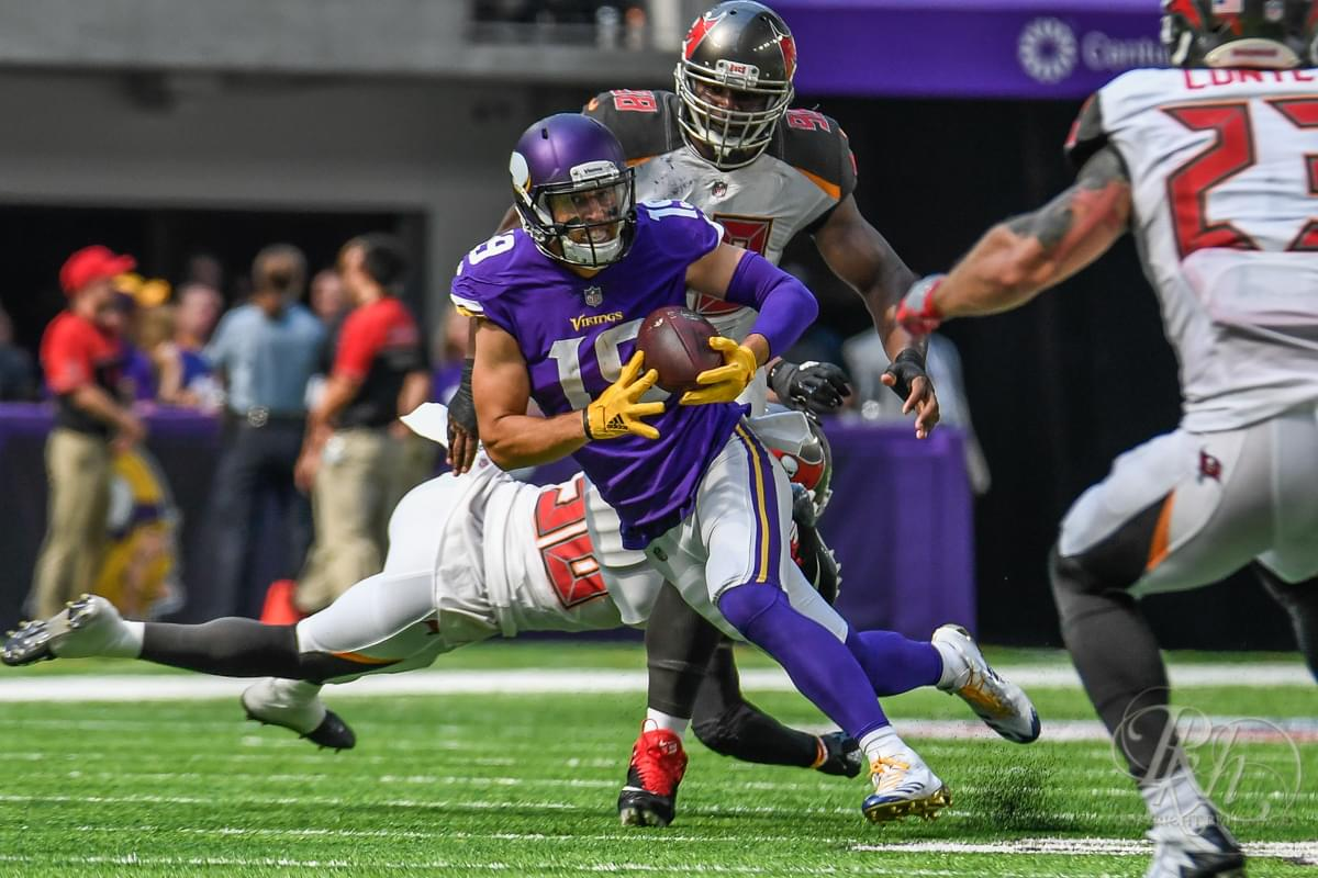Diggs, Thielen Continue to Get Schemed Out as Vikings Lose 21-7