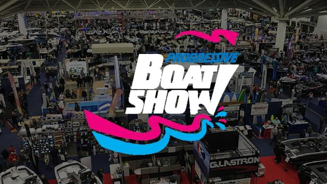JAN 24-26 • KQ at Minneapolis Boat Show